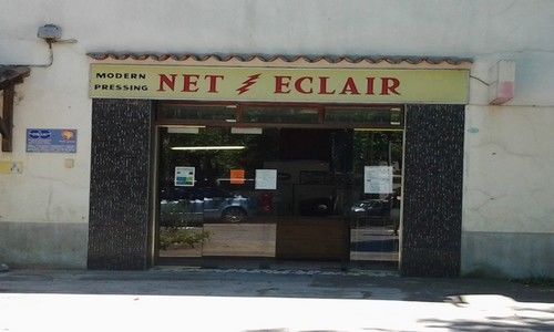 Pressing Net Eclair