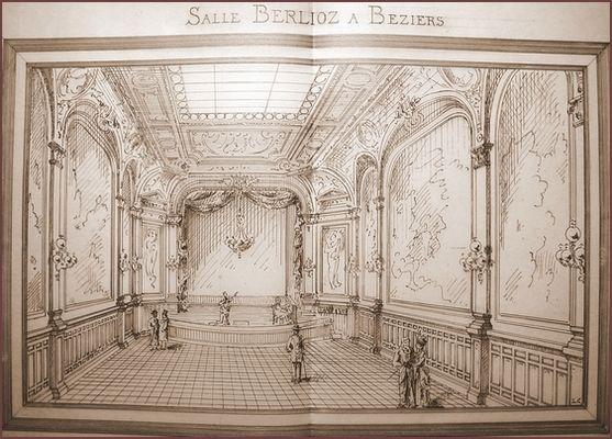 Quand le Minotaure s'appelait Salle Berlioz