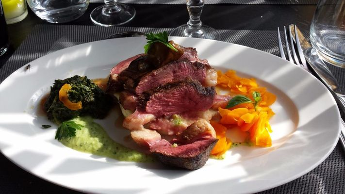 Restaurant - Saint-Pons - Chez michou 2