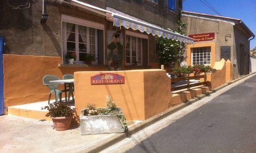 Restaurant l'Auberge de l'Ecole - St Jean de Minervois - 1