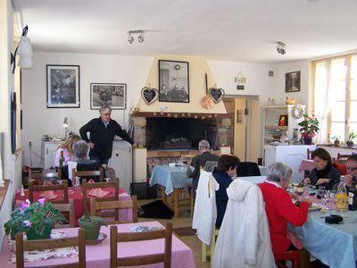 Restaurant l'Auberge de l'Ecole - St Jean de Minervois - 2