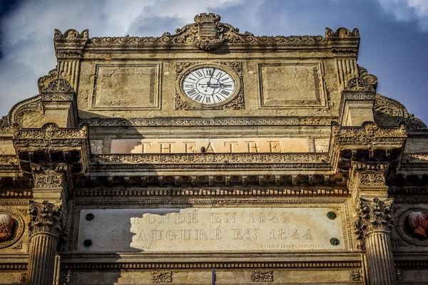 Theatre municipal Béziers-photo Karine Gregoire