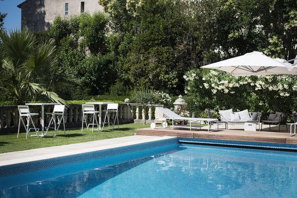 Villa Guy Béziers Piscine 2