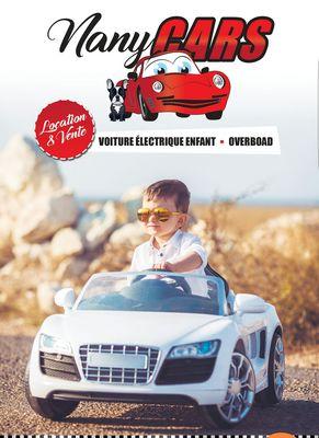 Voitures électrique enfants