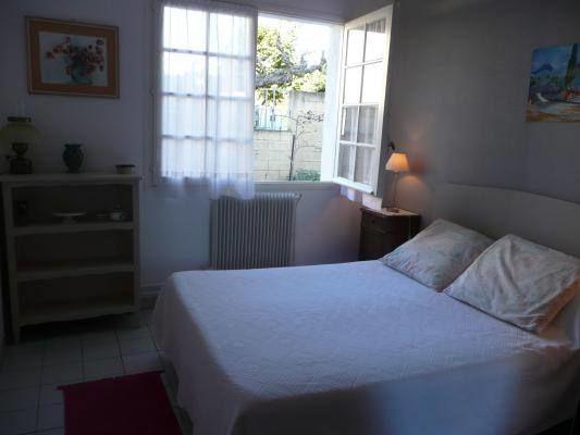 Chambre 2 personnes : 1 lit double 140x190