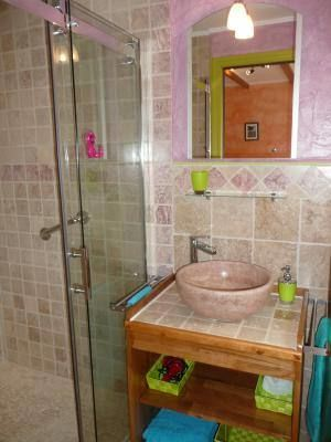 La salle d'eau/wc attenants