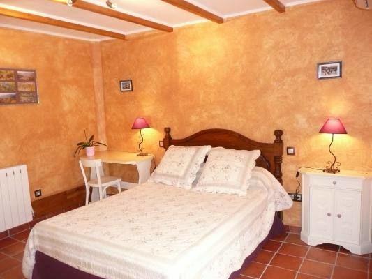 La chambre au lit 2 personnes