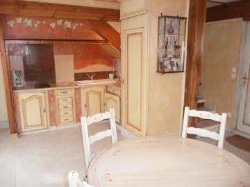 espace cuisine dans séjour