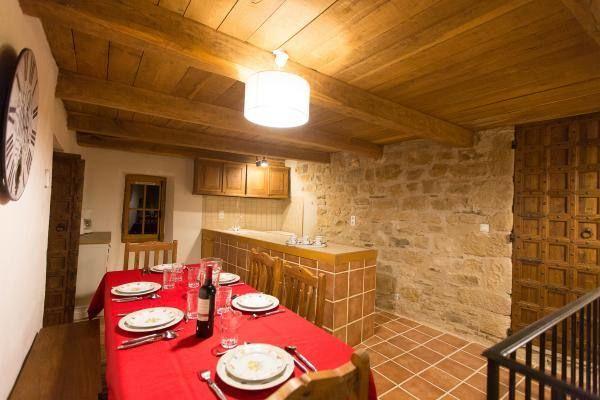 L'espace salle à manger