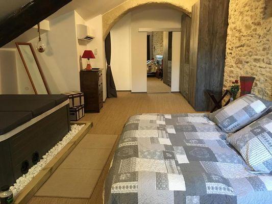 chambre dressing Binet Denis FAUGERES
