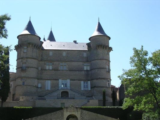 chateau de Margon