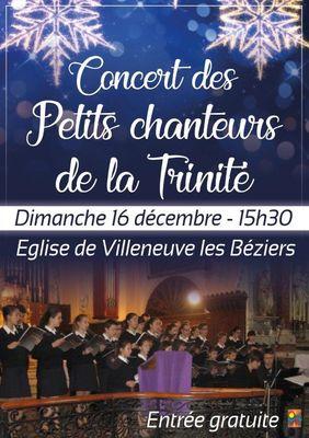 concert-trinite