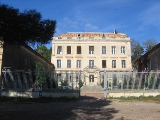 Le Chateau Du 19 eme Siecle