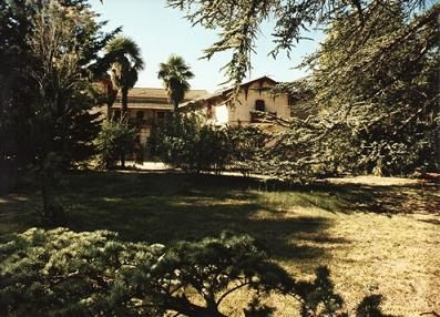 Domaine et jardin Pouzac