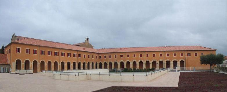 Théâtre des Franciscain Cloître