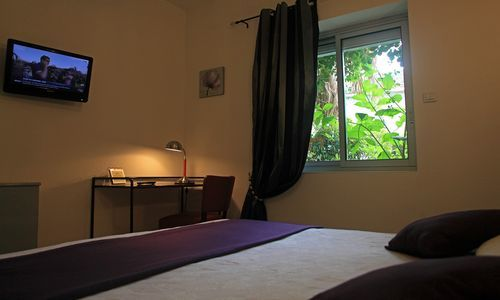 hotel residence chambre 1