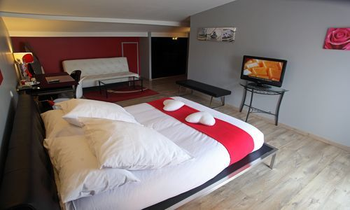 hotel residence chambre 5