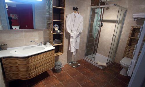 hotel residence salle de bain
