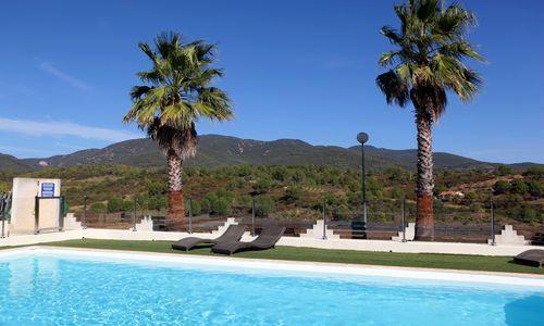 logis herault - le pressoir - piscine 2