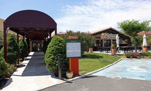 logis herault - pavillon - entree