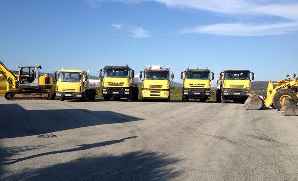 parc-camions