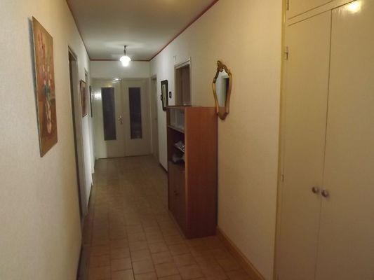 Vaste couloir