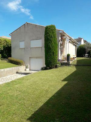 vue d'ensemble de la villa