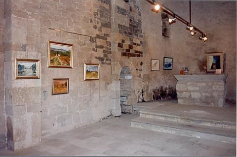 Amilhac chapelle