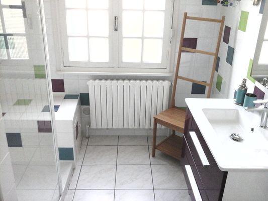 La Clé d'Or - Salle de bains baroque - Servian