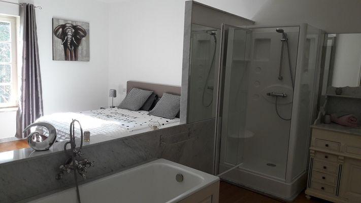salle de bain chbre 2 Maini Laeticia