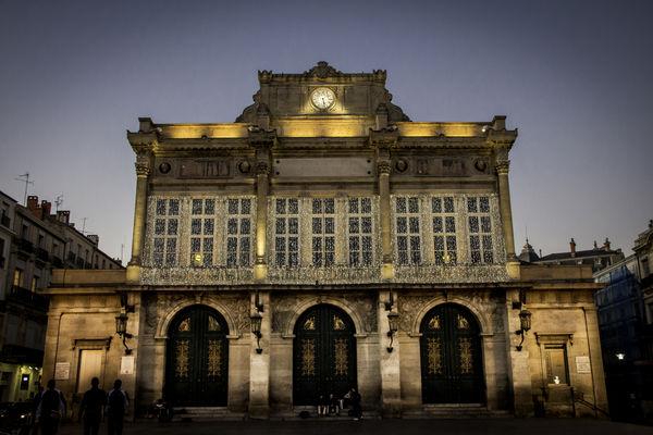 theatre municipal nuit Karine Gregoire