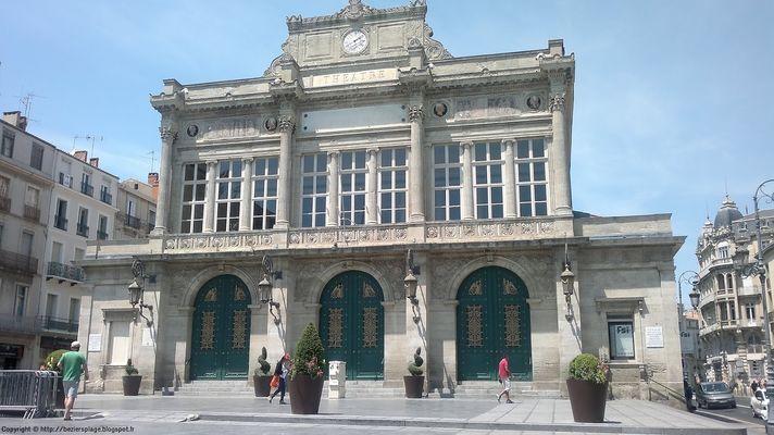 theatre municipal beziers 34 bezies plage Evelyne Mari 2