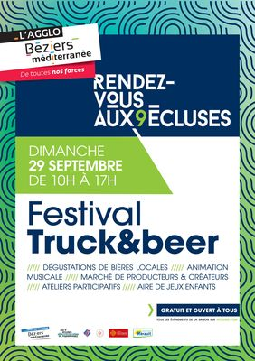 Festival truck and beer 2