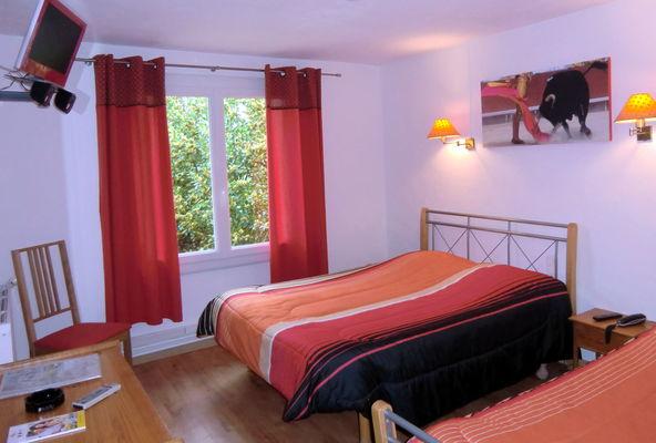 chambre 2 ou 3 personnes