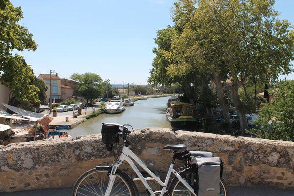Le Somail, Canal Du Midi