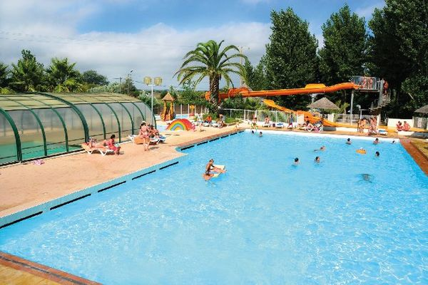 12eme photo piscine le clos virgile la plage