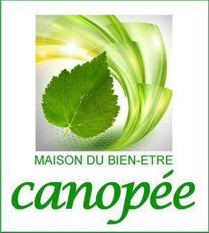 2018- logo maison du bien être canopee Béziers