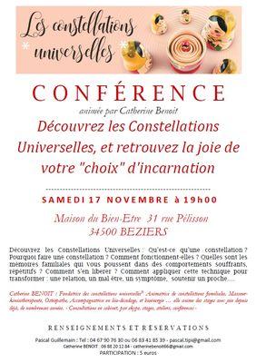 2018-11-17 conférence constellation Béziers