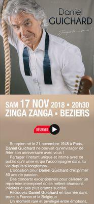 2018-11-17 daniel guichard Zinga Zanga