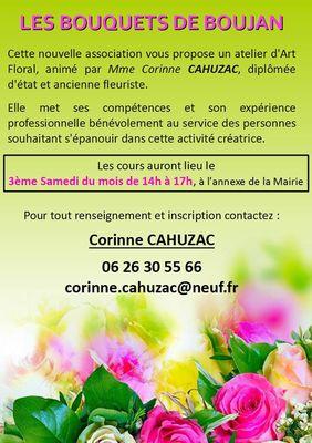 2018-2019 atelier art floral boujan