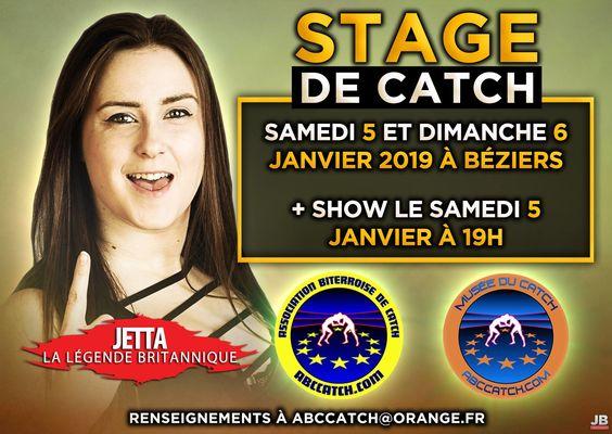 2019-01-05 et 06 catch béziers