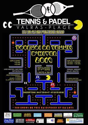 2019-02-12 au 23 tournoi tennis Valras