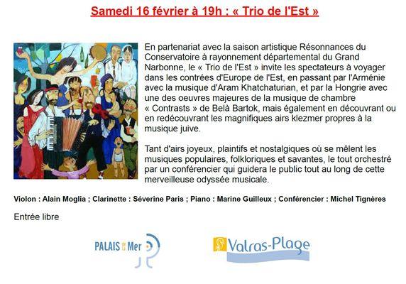 2019-02-16 concert trio de l'est valras