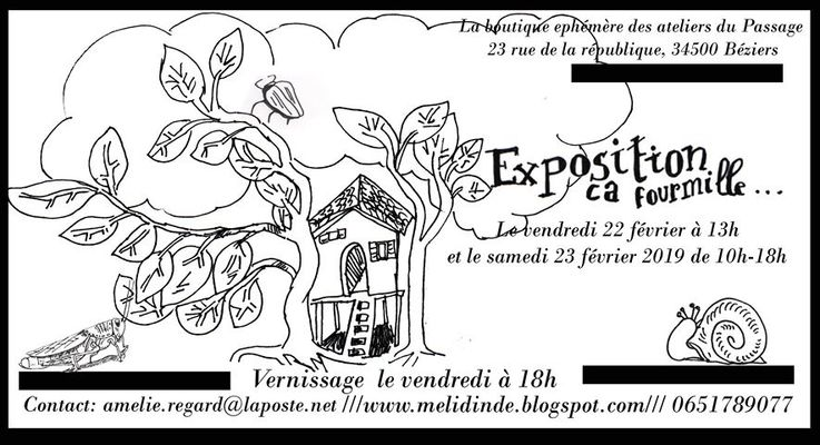 2019-02-22-Exposition-ca-fourmille-Beziers