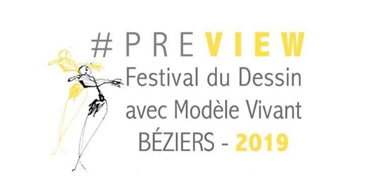 Festival De Dessin Avec Modele Vivant Beziers 2019 Cultural