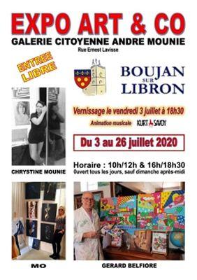 2020-07-du03au26  Expo Art & Co