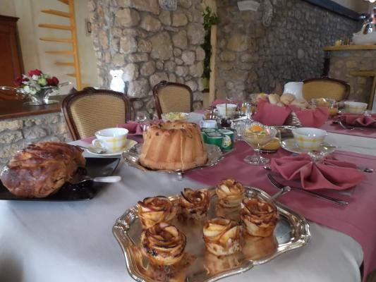 Quelques bonnes spécialités autour du petit déjeuner.