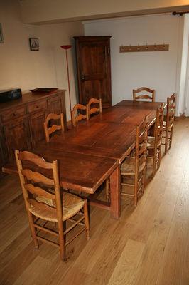 MANOIR LA BARDOULAIS - Salle à manger - St Méloir