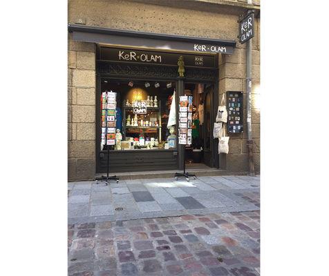 Magasin extérieur  - Ker Olam - Saint-Malo