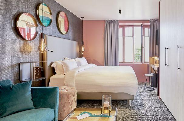 Maison-Tiegezh-Hôtel 4 étoiles Guer Destination Brocéliande